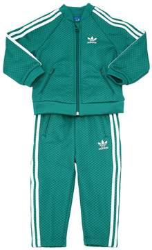 3 Stripes Sweatshirt & Sweatpants