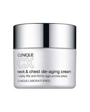 Clinique CX Neck & Chest De-Aging Cream