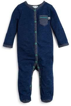 Splendid Boys' Stripe Trimmed Footie - Baby