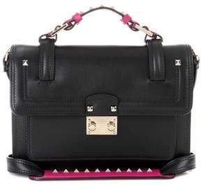 Valentino Cabana Small leather shoulder bag