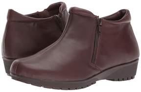 Walking Cradles Zeno Women's Zip Boots