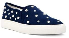 Katy Perry Matillda Suede Slip-On Sneakers
