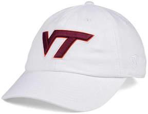 Top of the World Women's Virginia Tech Hokies White Glimmer Cap