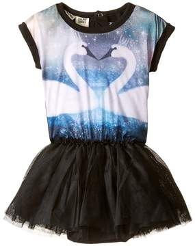 Rock Your Baby Swan's Way Circus Dress Girl's Dress