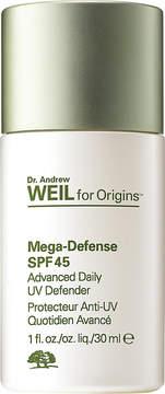 Origins Mega-Defense Advanced Daily UV Defender SPF 45
