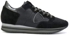 Philippe Model lace up trainers
