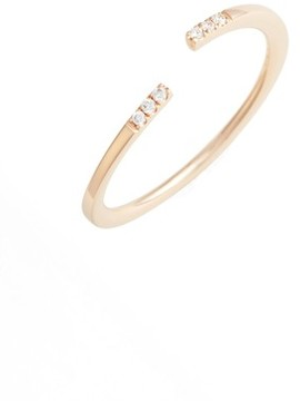 Bony Levy Women's Open Diamond Ring (Nordstrom Exclusive)