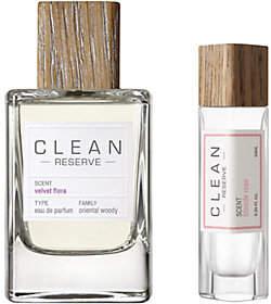 CLEAN Reserve Velvet Flora EDP & Pen Spray Duo
