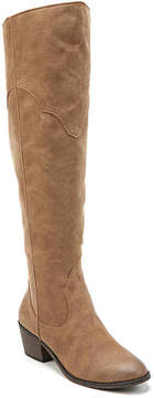Fergalicious Women's Bata Over The Knee Wide Calf Boot