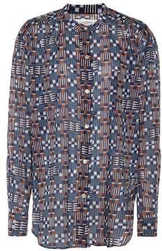 Etoile Isabel Marant Isabel Marant, Étoile Nahla printed cotton shirt