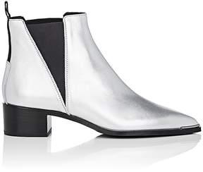 Acne Studios Women's Jensen Metallic Leather Chelsea Boots