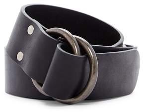 Frye Harness Leather Belt