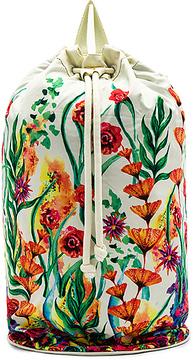 Agua Bendita Bendito Azalea Bag in White.