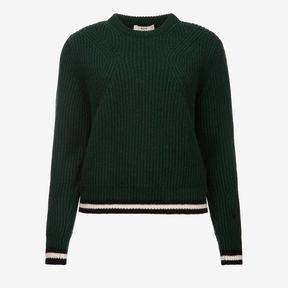 Bally Wool Crew Neck Sweater