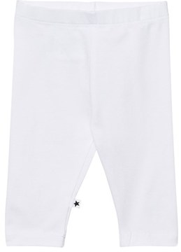 Molo Bright White Nette Solid Leggings