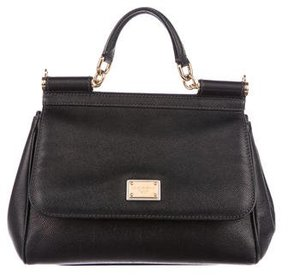 Dolce & Gabbana Medium Miss Sicily Bag - BLACK - STYLE