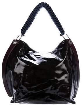 Marni Patent Leather Shoulder Bag