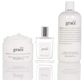 philosophy Pure Grace 3-Piece Eau De Toilette Set