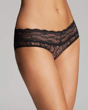 B.Tempt'd b.temptd by Wacoal Lace Kiss Hipster Brief