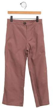 Marni Junior Girls' Mid-Rise Wide-Leg Pants