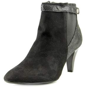 Karen Scott Womens Marra Closed Toe Ankle Platform Boots.