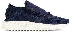 Puma contrast sole sneakers
