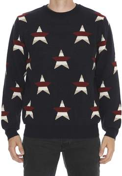 Kitsune All Over Stars Sweater