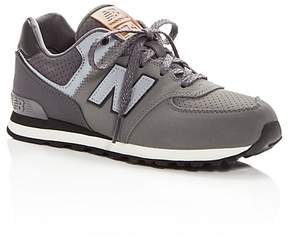 New Balance Boys' 574 V1 Lace Up Sneakers - Walker, Toddler
