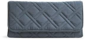 Vera Bradley RFID Trifold Wallet - VERA VERA CLASSIC BLACK - STYLE