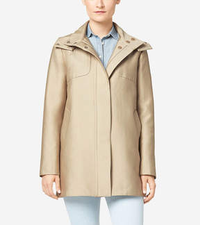 Cole Haan A-Line Anorak