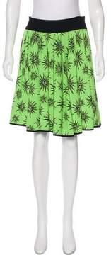Fausto Puglisi Jacquard Knit Skirt w/ Tags