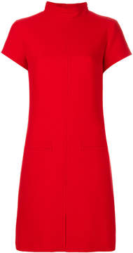 Courreges high neck dress