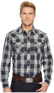 Roper 1240 Backyard Plaid Men's Clothing