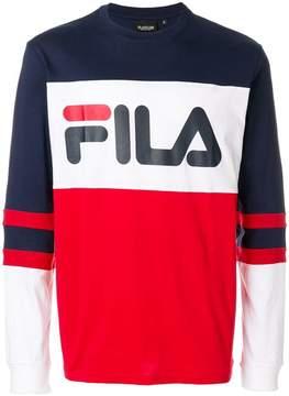 Fila long sleeved sweatshirt