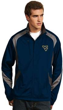 Antigua Men's West Virginia Mountaineers Tempest Desert Dry Xtra-Lite Performance Jacket