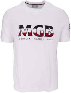 Moncler Gamme Bleu Moncles G. B. T-shirt