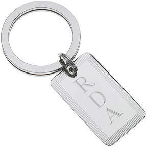 Asstd National Brand Men's Rectangle Key Chain