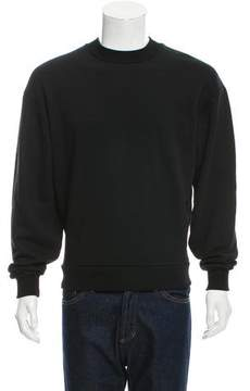 Alexander Wang Long Sleeve Crew Neck Sweatshirt