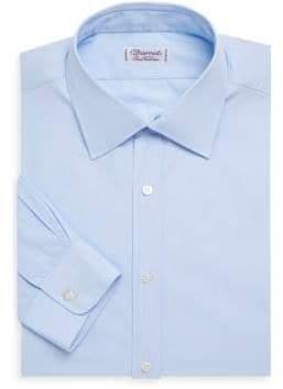 Charvet End on End Cotton Dress Shirt