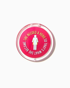 Charming charlie Become A Hero Compact Mirror