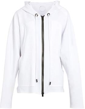 Charli COHEN Prism oversized hooded performance sweatshirt