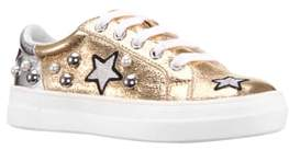 Nina Kryslyn Metallic Sneaker