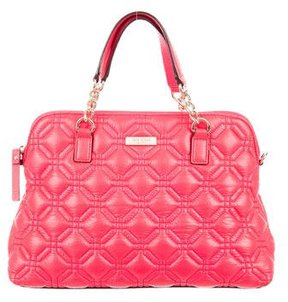 Kate Spade Small Rachelle Astor Court Satchel - RED - STYLE
