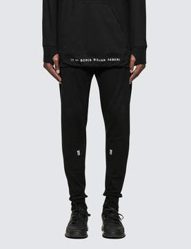 11 By Boris Bidjan Saberi Logo Pants