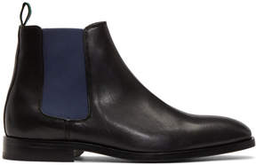 Paul Smith Black Gerald Chelsea Boots