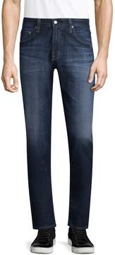 AG Adriano Goldschmied Men's Nomad Faded Jeans