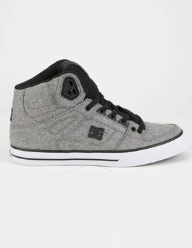 DC Spartan High WC TX SE Mens Shoes