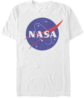 Fifth Sun White NASA Logo Tee - Men
