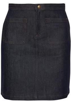 A.P.C. Denim Mini Skirt