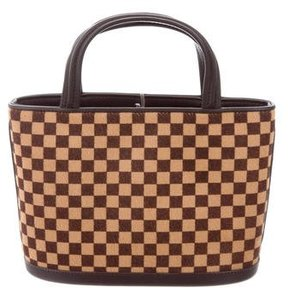 Louis Vuitton Damier Sauvage Impala Bag - BROWN - STYLE